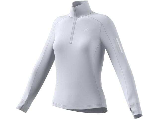 adidas Warm Bluza z zamkiem błyskawicznym 1/2 Kobiety, dash grey
